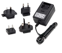 Interchangeable Input Plug Wall Plug-In Switch Mode Power Supplies