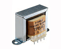 PC Mount Power Transformers (F-168XP)