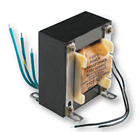 Single Secondary Chassis Mount Power Transformers (F-28U) - Case Type U