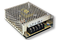 AWSP 40 Series - 40 Watt (W) Single Output Enclosed Switching Power Supply