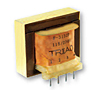 Dual Primary, Dual Secondaries PC Mount Power Transformers (F-3132P)